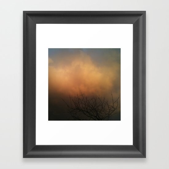 Indulged Framed Art Print