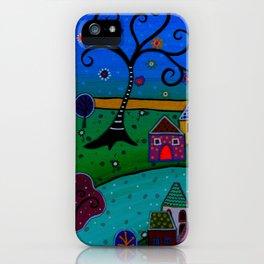 CIUDAD MARAVILLOSA iPhone Case