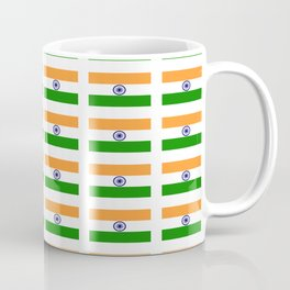 Flag of India 2-indian,mumbai,delhi,hindi,indus,buddhism,hinduism,buddha,gandhi Coffee Mug