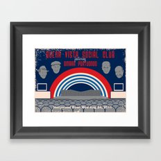 Buena Vista Social Club at the Hollywood Bowl Framed Art Print