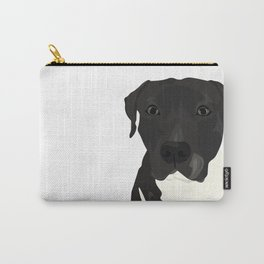 Atticus the Pit Bull Carry-All Pouch