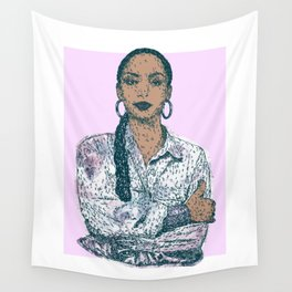 sweetest taboo Wall Tapestry