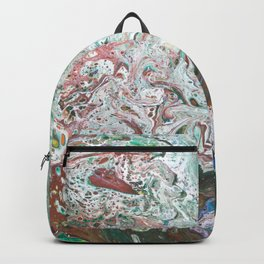 MELTED MOSS Backpack