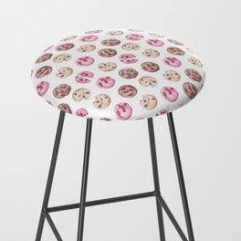 Cookie pattern Bar Stool