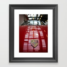 Porsche 911 / I Framed Art Print