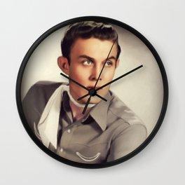 Jimmy Dean, Music Legend Wall Clock