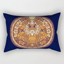 Darunia, Sage of Fire Rectangular Pillow