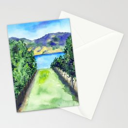 Between the Vines Stationery Cards