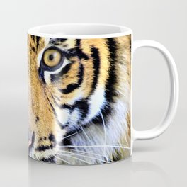 Tiger Magnetism by Reay of Light Coffee Mug