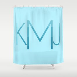 Azura Shower Curtain