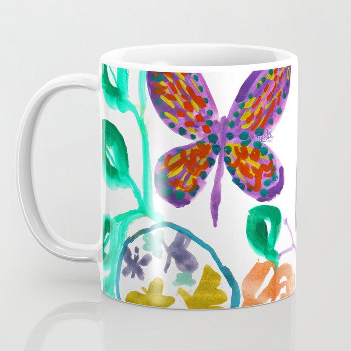 Floral medley Coffee Mug
