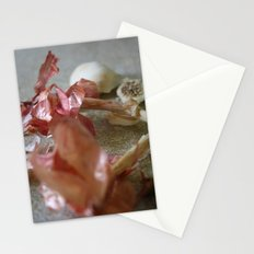 Garlic Scape Stationery Cards
