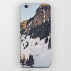 Mountain Snow in the Sun iPhone & iPod Skin