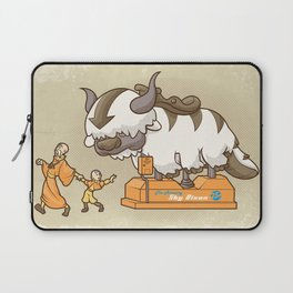 Ride The Sky Bison  Laptop Sleeve