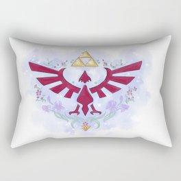 Hylian Sigil Rectangular Pillow
