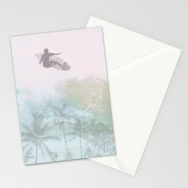 Pura Vida Surf Stationery Cards