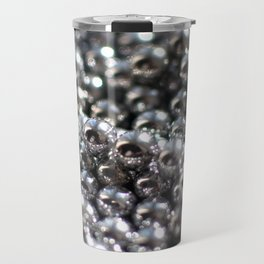 Metallic Pachinko Balls Travel Mug
