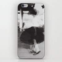 dirty dancing iPhone & iPod Skins featuring Dirty dancing by monicamarcov