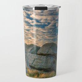 Sunset by Hitching Stone Travel Mug