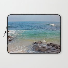 colors of the sea Laptop Sleeve