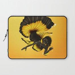 Beta fish mermaid Laptop Sleeve