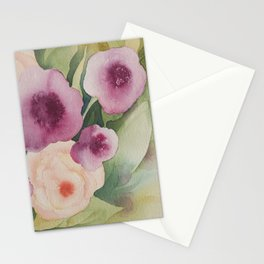 Floral Essence Stationery Cards