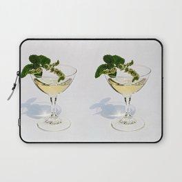 Peppermint Martini Laptop Sleeve