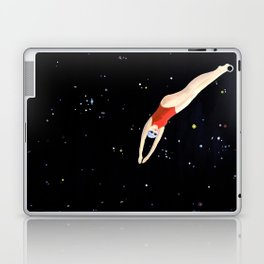 Dive into the Universe Laptop & iPad Skin