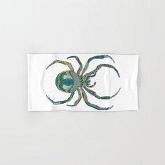 Spider Hand & Bath Towel