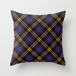 Scottish tartan #40 Throw Pillow