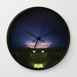 Are you the Gatekeeper Wall Clock