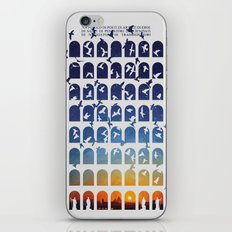 Transitions iPhone & iPod Skin