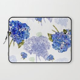 Hydrangea Nosegays Laptop Sleeve