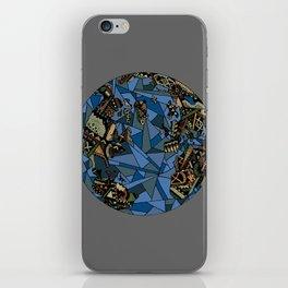 Earth iPhone Skin