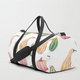 Autumn Gourds Duffle Bag