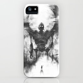 The Iron Intruder iPhone Case