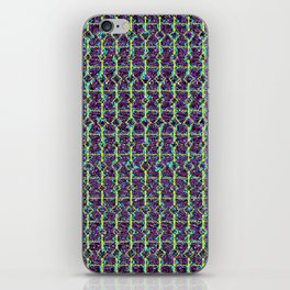 Abstract Circuitry iPhone Skin