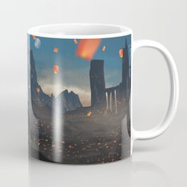 Lantern Original Artwork Coffee Mug