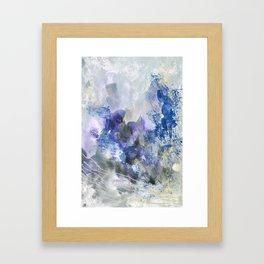humbling realisation Framed Art Print