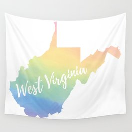 West Virginia Wall Tapestry