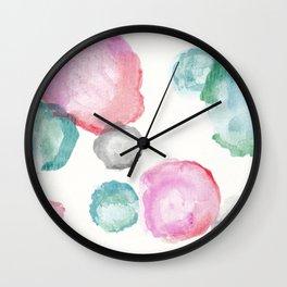 Mary Lou circles Wall Clock