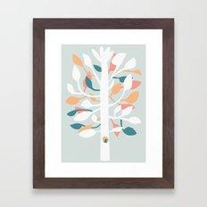 Prosperi - tree Framed Art Print