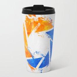 Aperture Vandal Travel Mug