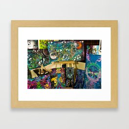 """""""Biography cover picture"""" Framed Art Print"""