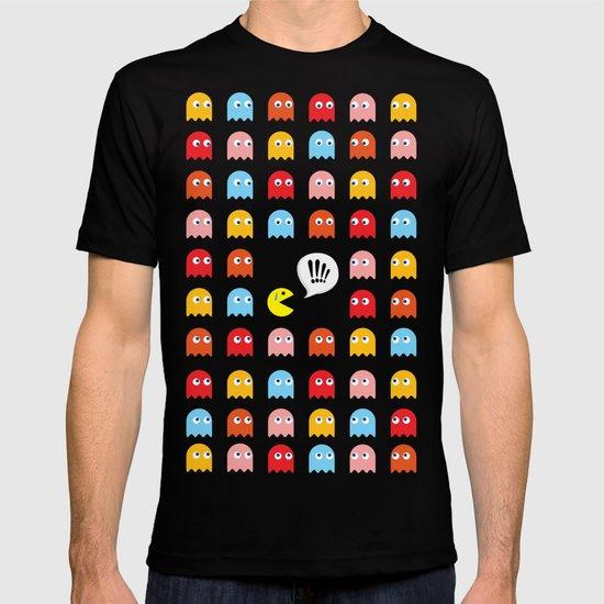 Pac-Man Trapped T-shirt