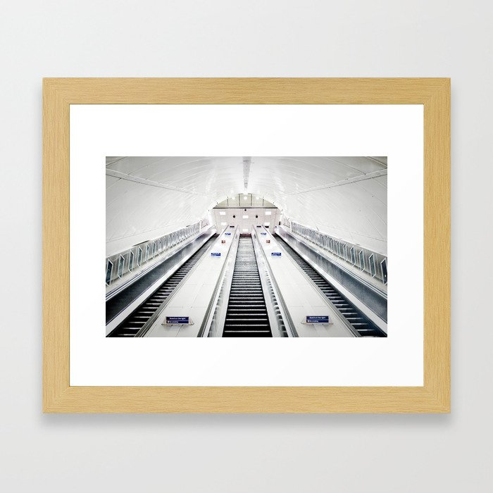 London Underground Framed Art Print