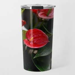 Reds and Greens Travel Mug