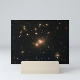 Hubble Space Telescope - Probing the distant past Mini Art Print