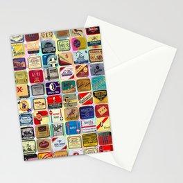 Antique Condoms Stationery Cards