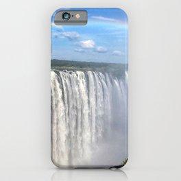 Victoria Falls , Africa, Zambia, Zimbabwe iPhone Case